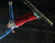Антон Кушнир и Александра Романовская вышли в финал чемпионата мира по фристайлу