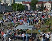 Как пройдёт День Победы в Лунинце и в Микашевичах
