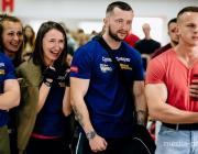Команда из Лунинца – сильнейшая в Беларуси из сети фитнес-центров «Адреналин»