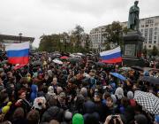 Акции за Навального прошли в 80-ти городах России. Задержали почти 100 человек