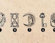 Выберите алхимический символ и узнайте, в чем действительно нуждается ваша душа