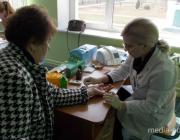 Врачи ждут пациентов в Вульковской амбулатории