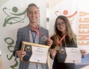 Гимназист из Лунинца отличился на Международном конкурсе научных работ в Турции
