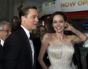 Анджелина Джоли и Брэд Питт подали на развод