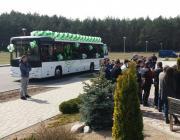 Миллионер подарил автобус пинской Академии футбола