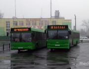 Как будут ездить автобусы в Пинске в день субботника?