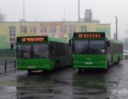 Что негативно повлияло на экономику Пинского автобусного парка