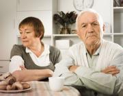 Одиночество вдвоём. Отчего возникает отчуждение между пожилыми супругами?