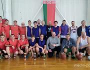 РФСК – чемпион Столинского района по баскетболу