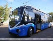 Белкоммунмаш разработал первый в СНГ праворульный электробус