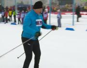 Два Лукашенко, девушки, лыжи. По ТВ рассказали о «грандиозном празднике»