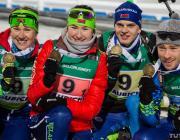 Белорусы наконец-то на пьедестале. Итоги чемпионата Европы по биатлону в Раубичах