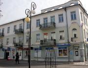 Бургерная разместится в бывшем офисе Идея Банка в Пинске