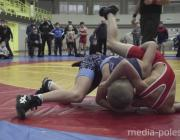 Международный турнир по вольной борьбе в Пинске. Как это было