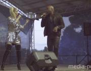 Концерт Haddaway в Пинске. Это было зажигательно!