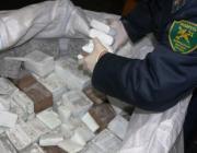 50 попыток ввоза наркотиков в Беларусь предотвращено в 2017 году