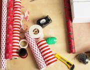 Как упаковать новогодние подарки любых форм и размеров