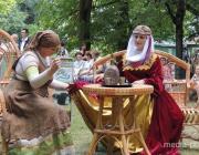 Музейный фестиваль «Фольклорные истоки Столинщины» в Маньковичском парке
