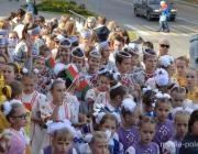 День Независимости в Пинском районе