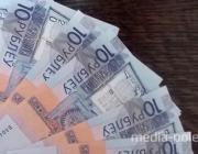По данным Белстата средняя зарплата на Брестчине растёт