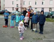 В Пинске появятся «сочные» игровые площадки