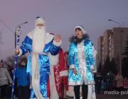 Деды Морозы и Снегурочки пройдут парадом по Лунинцу