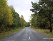 Столинский район в красках осени. Фоторепортаж