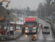 Когда дорога через Пину будет закрыта в декабре