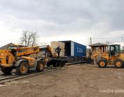 Пиломатериалы из Беларуси впервые отправились в Китай по железной дороге