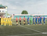 Во втором матче сезона с ФК «Смолевичи-СТИ» микашевичцы теряют очки