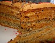 КАК «Три богатыря», или Обалденный торт с тремя начинками