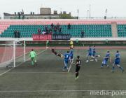 """На своём поле микашевичцы обыграли бобруйскую """"Белшину"""""""