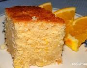 КАК насладиться нотками Турции, или Десерт из манной крупы «Шамбали»