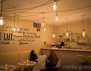 Первая кофейня в Лунинце. Wi-Fi, розетки и много-много кофе