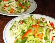КАК быстро подать полезный салат