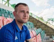 Кирилл Вайтехович: «Если бы не стал футболистом, был бы милиционером»