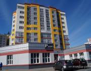 Квартиры в новом жилом доме по проспекту Жолтовского в Пинске ждут своих владельцев! Не упустите шанс!
