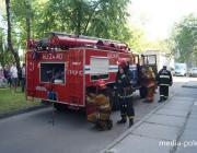 Пинчанина вынесли из горящей квартиры