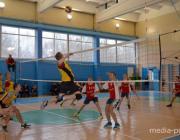Рождественский турнир по волейболу выиграли лунинчане