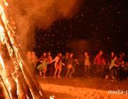 Купальская ночь идёт в Давид-Городок
