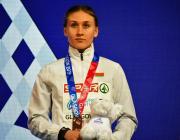 Пинчанка завоевала бронзу на Чемпионате Европы в Глазго