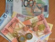 Среднемесячная зарплата в Брестской области снизилась