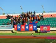 С Новым годом воспитанников приюта поздравили болельщики ФК «Гранит»