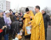 Православные христиане отмечают Крещение Господне, или Богоявление