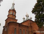 Престольный праздник отметят прихожане Свято-Крестовоздвиженского храма в Лунинце
