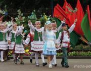 Дзень Незалежнасці і Дзень горада святкуе Столін