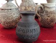 Свята таленту і працы: непаўторная выстава ганчарных вырабаў працуе на Століншчыне