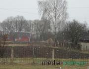 Циклон «Никлас» принёс на Полесье снег и ветер