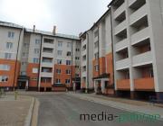 Жильцы заселяют последнюю многоэтажку, построенную в этом году на Столинщине