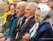 66-лет совместной жизни отмечает семья Савицких